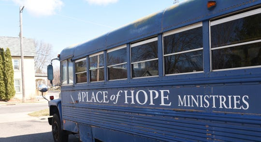 Place of Hope Ministries is pictured Thursday, April 16, 2020, in St. Cloud.