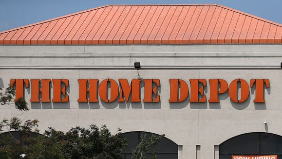 You can find a few household essentials at Home Depot.
