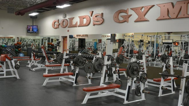 Last month, Gold's Gym temporarily closed all of its locations across the country to slow the spread of the virus.