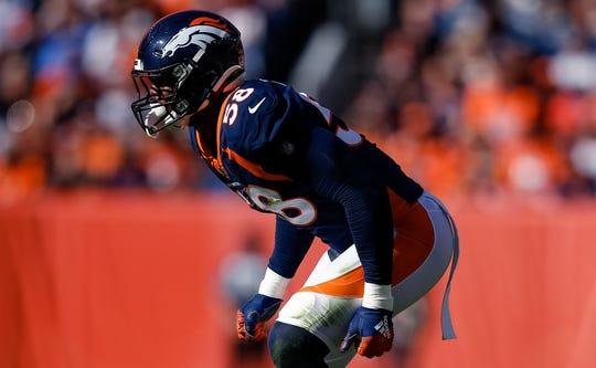 Von Miller, Denver Broncos linebacker