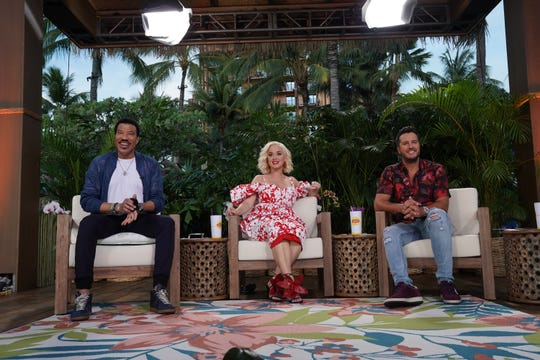 'American Idol' judges Lionel Richie, Katy Perry and Luke Bryan narrowed the field to 21 singers in the show's final taped competition episode, taped in Hawaii, that aired April 5. Now they'll make their picks from home, separately, as the singers perform remotely.