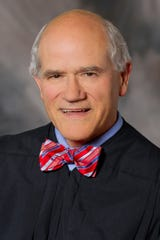 Retired State Supreme Court Justice Charlie Wiggins of Bainbridge Island