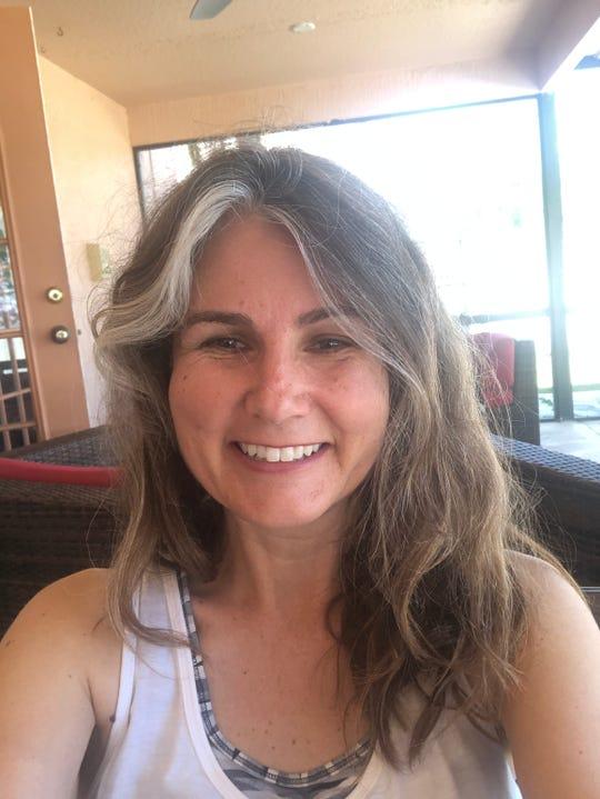 Florida Today editor Mara Bellaby