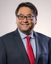 Dr. David Oh, chief medical officer at Hoxworth Blood Center, is part of the clinical trial into the use of blood plasma from recovered COVID-19 patients as a treatment for people still sick.