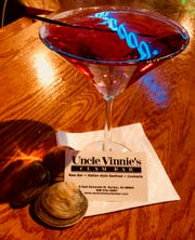 Uncle Vinnie's Classic Cosmo.