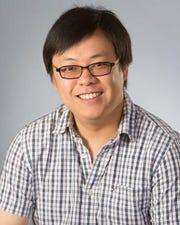 Yumou Qiu, assistant professor of statistics at Iowa State University.