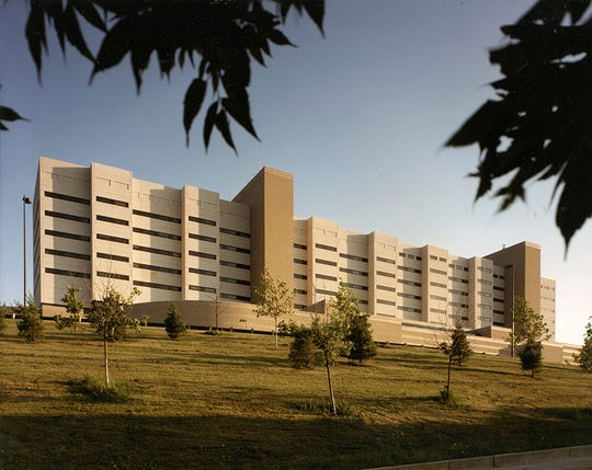 The University of Michigan's Adult General Hospital