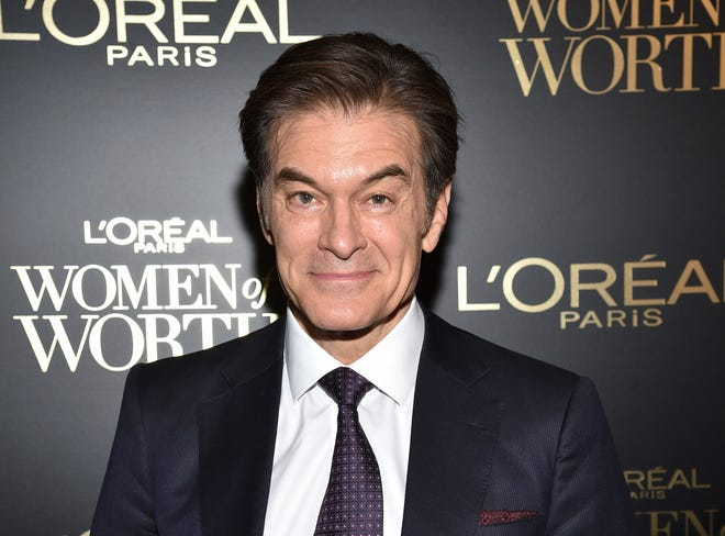 Dr. Mehmet Oz says he misspoke during a Fox News Channel appearance this week where he said reopening schools was a very appetizing opportunity despite the coronavirus epidemic.