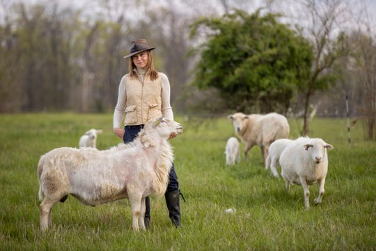 Valerie Samutin is the co-owner of Freedom Run Farm in Smithfield, Kentucky. The farm specializes in heritage lamb meat, specifically Katahdin, an Appalachian heritage lamb.