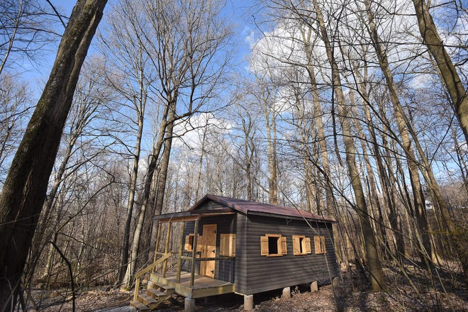 Friendly House's Happy Hollow Day Camp will have two new cabins for the summer.