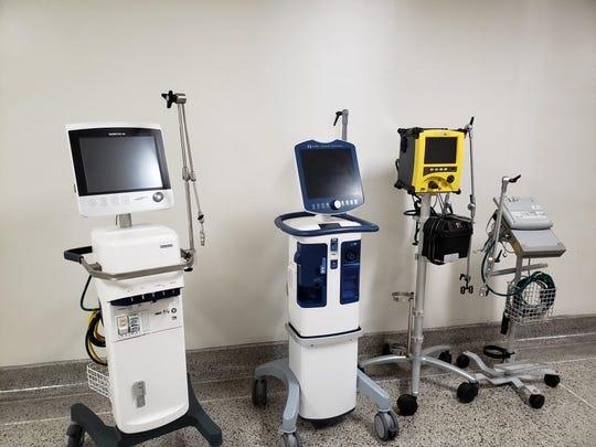 Milwaukee Area Technical College has lent respirators to area hospitals.