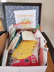 Community members have sent mail to lift the spirits of residents at Three Pillars in Dousman.