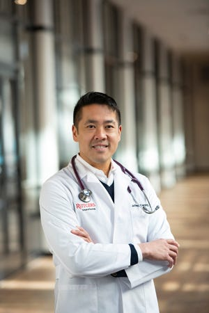 Jeffrey Kwong is a professor in the division of advanced nursing practice at Rutgers University's School of Nursing in Newark.