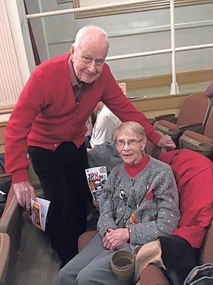 Paul & Marilyn McDaniel 90th Birthdays