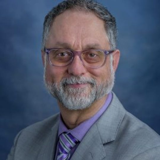 Eric Wright, chair of the department of sociology and a professor of sociology and public health at Georgia State University