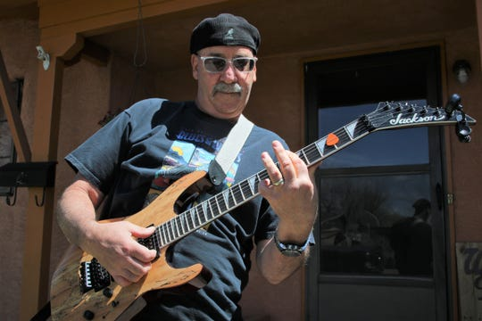 Jose Villarreal has been a fixture on the Farmington and Durango, Colo., music scene for years, performing several times a week at venues throughout the region.