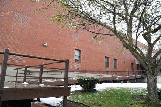 The Samaritas homeless shelter off Michigan Avenue in Westland.