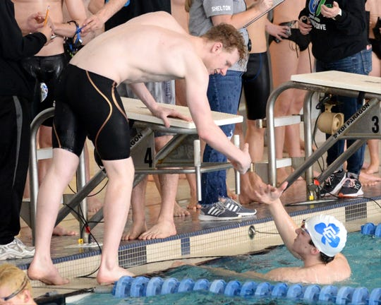 CC's Mario McDonald and Conor Brownell helped the Shamrocks program reach new heights.