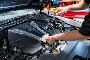 It's important to ensure your car is receiving the proper care even if it will be mostly idle.