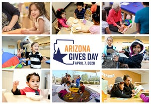 Arizona Gives Day, April 7, 2020.