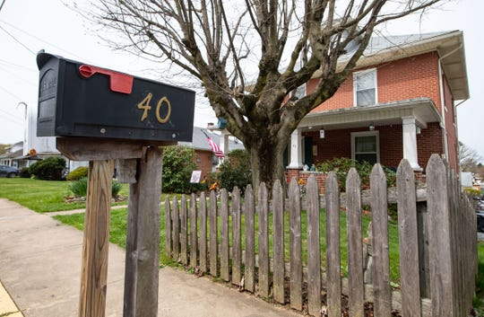 The murders occurred at 40 South Constitutional Avenue, April 17, 2020.