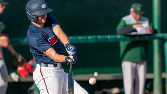 Dixie State baseball was eying a RMAC Tournament Title, but will head into Division I hoping to make noise in its first season.