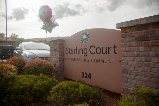 Chad Draper,Executive Director at Sterling Court Assisted Living,noted there is only one resident who has tested positive for COVID-19 and their symptoms were caught almost immediately by the staff.