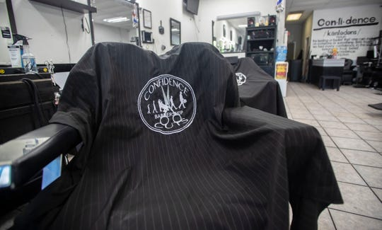 Sherman Williams, owner of Confidence Cuts, has had to close his barbershop due to the pandemic. Williams has filed for unemployment and has yet to receive any aid, during this time he is living off of his savings.