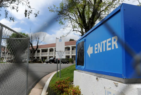 Starting in March, Ventura County quickly moved homeless individuals into hotels, including The Motel 6 in Newbury Park, to help stop the spread of the coronavirus.