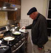Still cooking: Tom McQuade, the original owner of Bully Boy Restaurant in Congers.