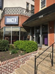 Dorcea is a new American grill that has taken over the site of the former Domaine Hudson at 1314 Washington St. in Wilmington. It has offered takeout since April 9.