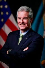Shawn Garvin is secretary of the Delaware Department of Natural Resources and Environmental Control.