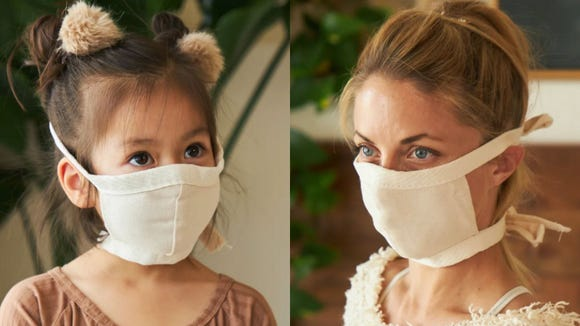 Buy these masks in a family pack.