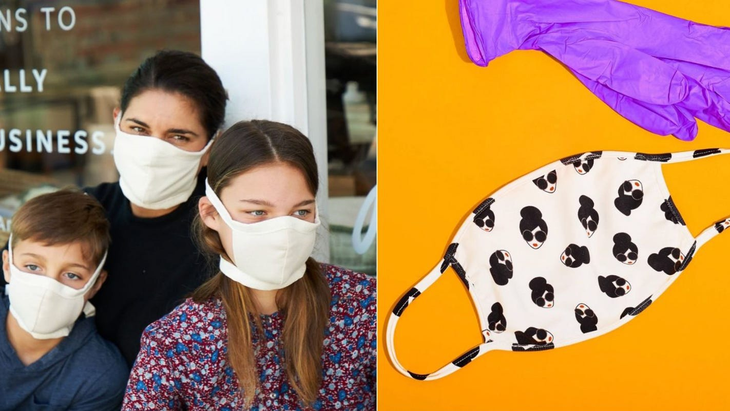 Where To Buy Homemade Face Masks 9 Retailers Selling Fabric Face