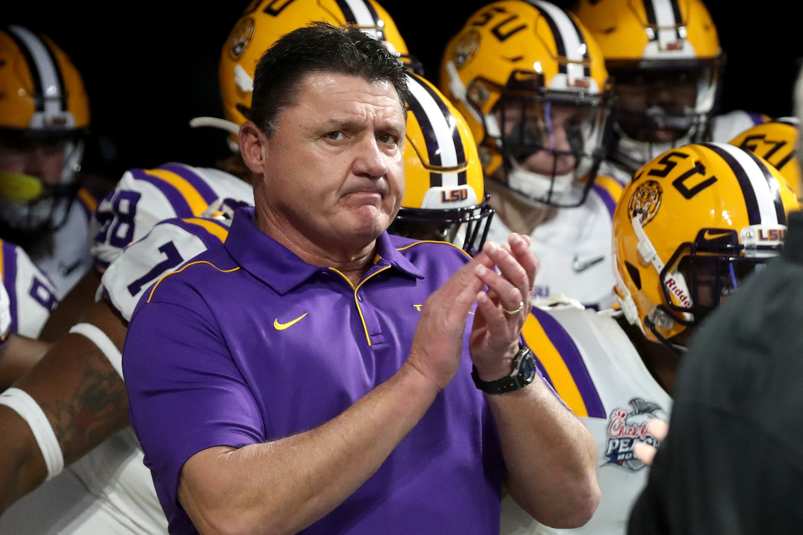 Opinion: Will Louisiana wake up now that COVID-19 has hit LSU football?