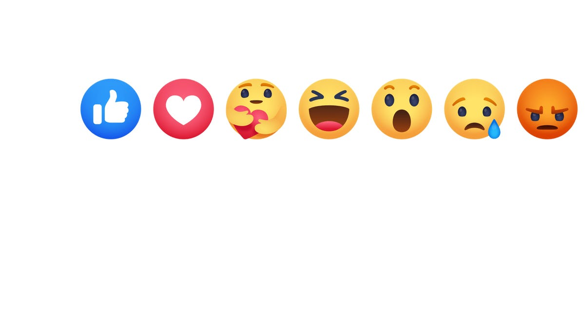 In hug free coronavirus era, Facebook rolls out the reaction you miss