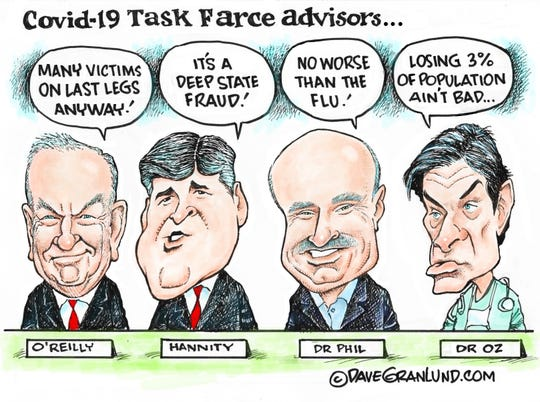 Dave Granlund political cartoon
