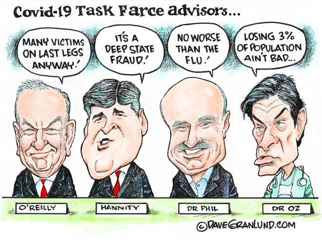 Dave Granlund political cartoon