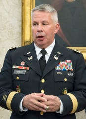 Lieutenant General Todd Semonite, chief of Engineers and Commanding General of the United States Army Corps of Engineers