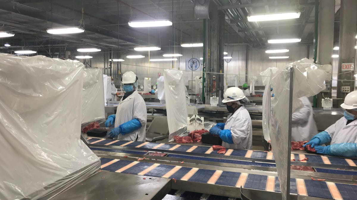 90 workers test positive for COVID-19 at Tyson Foods Goodlettsville plant; company says its taking measures