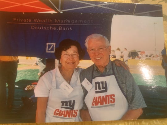 Tony and Nancy Tedeschi died days apart from COVID-19 at the New Jersey Veterans Home of Paramus.
