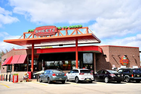 Sheetz on Memory Lane in Springettsbury Township, Saturday, April 18, 2020. Dawn J. Sagert photo