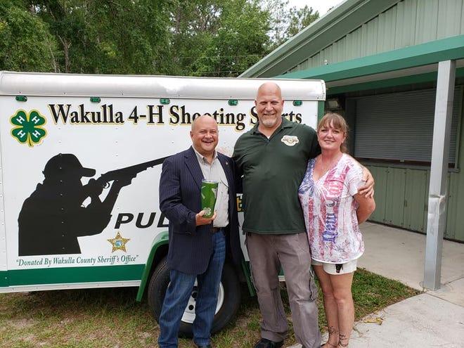 Wakulla 4-H spotlights volunteers Ken and Trena Gooding.
