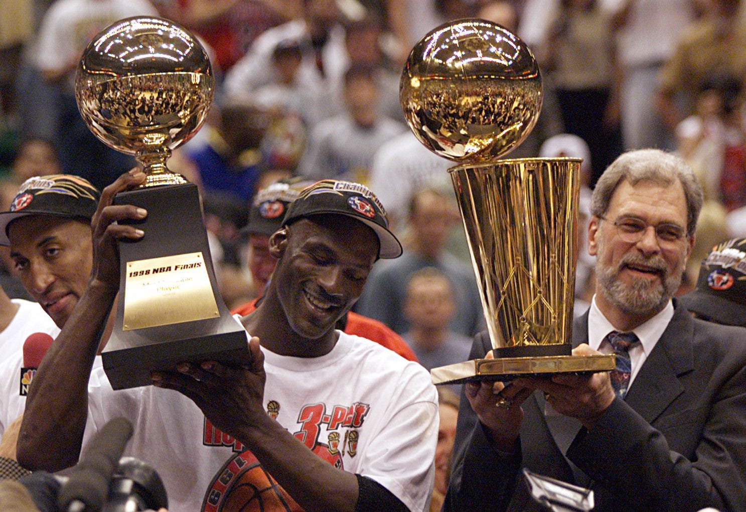 The Last Dance : A look back at Michael Jordan and the Bulls  1997-98 championship season