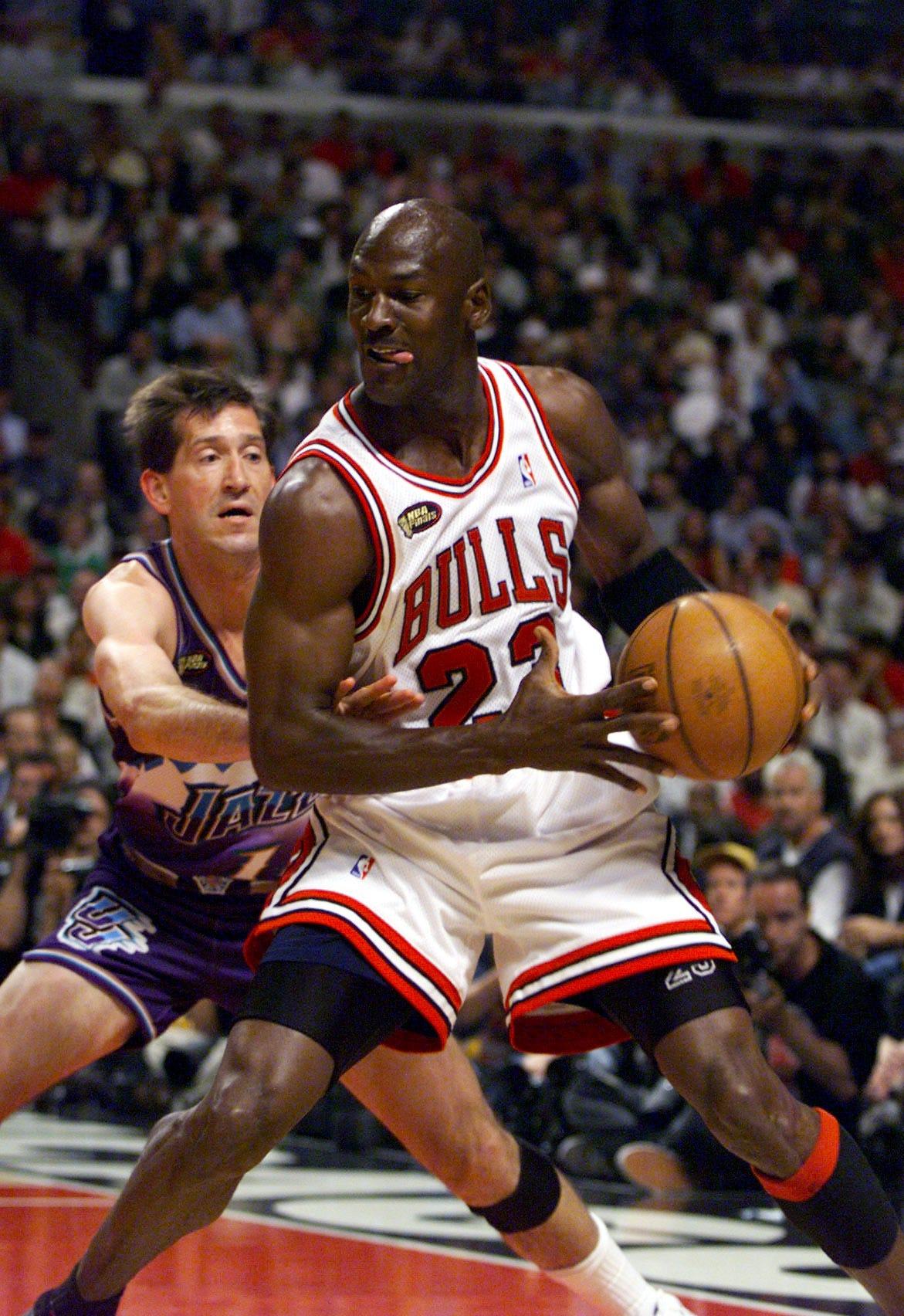 Michael Jordan's regular season NBA debut ticket sold for nearly $25,000