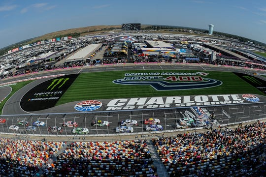 Five Republican state senators from the Charlotte area are calling on North Carolina Gov. Roy Cooper to amend his stay-at-home order and partially reopen Charlotte Motor Speedway.