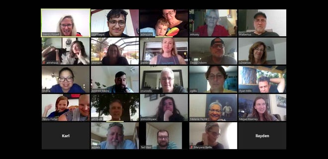 Thanks to technology like Zoom, Southwest Florida journalists who work for The News-Press in Fort Myers/Cape Coral and the Naples Daily News are able to check-in with each other as some of us did on March 31. Editors, reporters, photographers and producers are working every day planning and creating the stories, photos and videos you need to stay informed about the coronavirus in Southwest Florida.