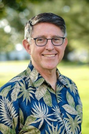 University of Guam President Thomas Krise.