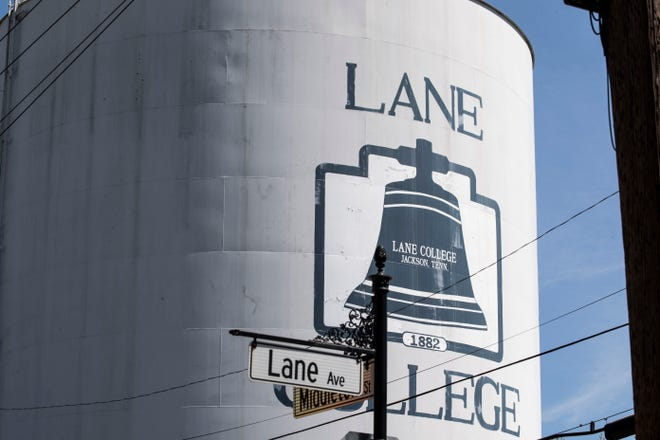 Lane College in Jackson, Tenn., Saturday, April, 18, 2020.