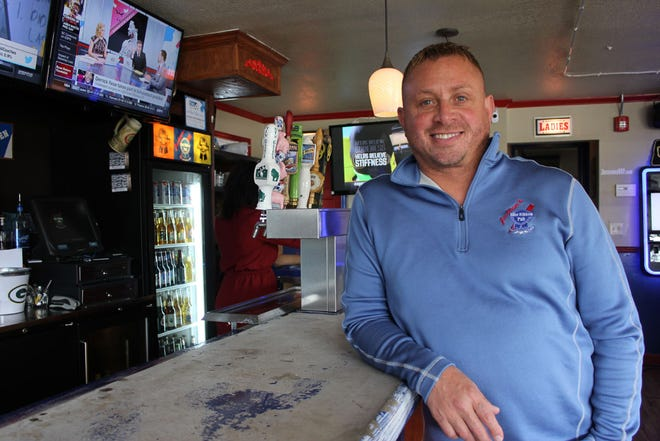 Dan Zierath, owner of Jackson's Blue Ribbon Pub in Wauwatosa, said he believes officials who denied him a permit for his annual Jacksonfest made a politically-based decision. Police responded to five complaints during last year's event.